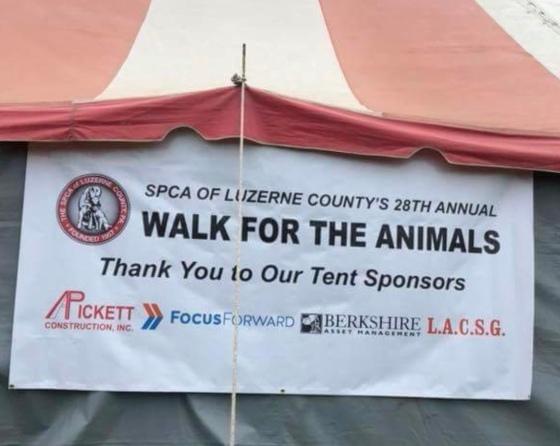 SPCA Sponsorship